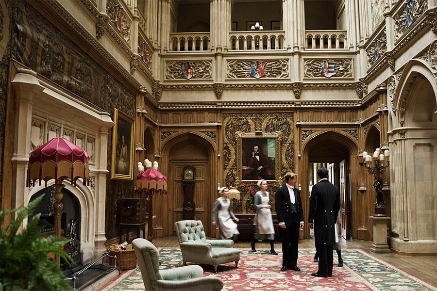 Covor Downton Abbey